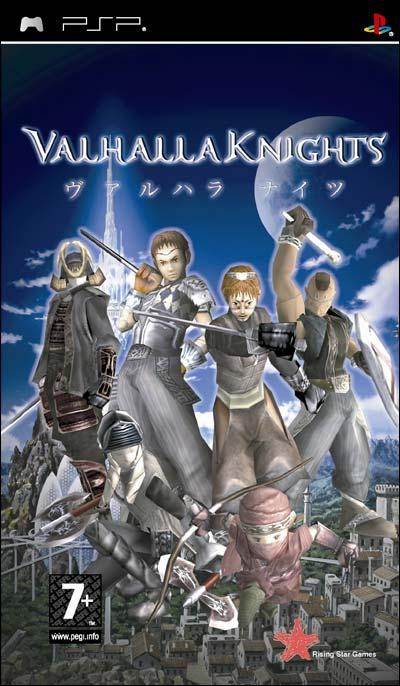 [PSP]psp 瓦尔哈拉骑士汉化版下载