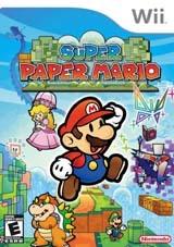 wii 超级纸片马里奥下载 超级纸片马里奥汉化版下载