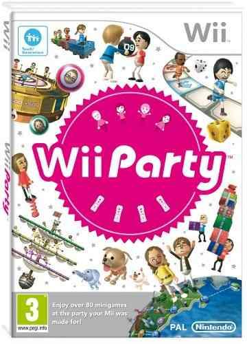 [WII]wii Wii Party下载 Wii派对日版