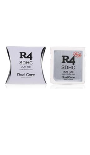 [NDS及3DS]r4新白卡2013年版内核固件最新版下载 r4新白卡2013年版内核固件