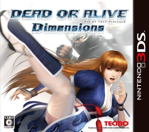 [3DS]3ds 死或生多重维度日版下载 死或生多重维度中文版下载