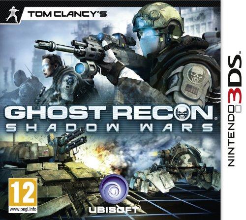 [3DS]3ds 幽灵行动影子战争欧版下载 幽灵行动 影子战争汉化版下载