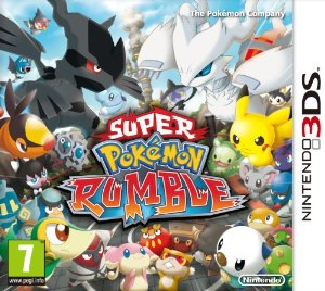 [3DS]3ds 超级口袋妖怪乱战欧版rom下载 超级口袋妖怪乱战中文版