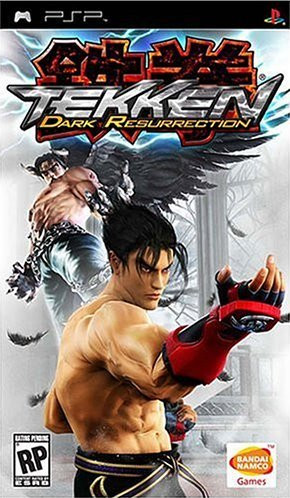 [PSP]psp 铁拳5暗之复苏美版游戏下载 铁拳5暗之复苏中文版