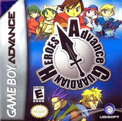[GBA]gba 守护英雄Advance中文版 守护英雄A汉化版