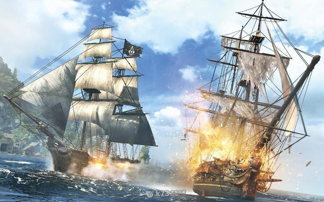 刺客信条4黑旗 屠船技巧