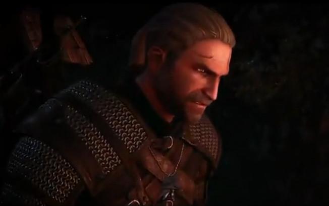 《巫师3狂猎》VGX 2013宣传视频