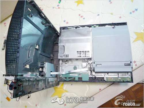 PS3 清理灰尘图文教程