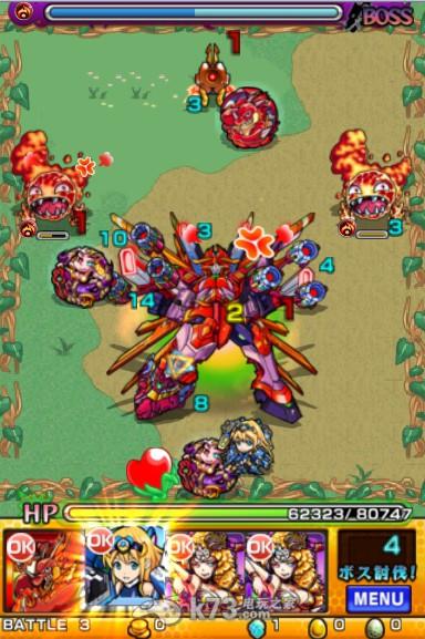 怪物弹珠降临机器人队伍推荐与究极攻略
