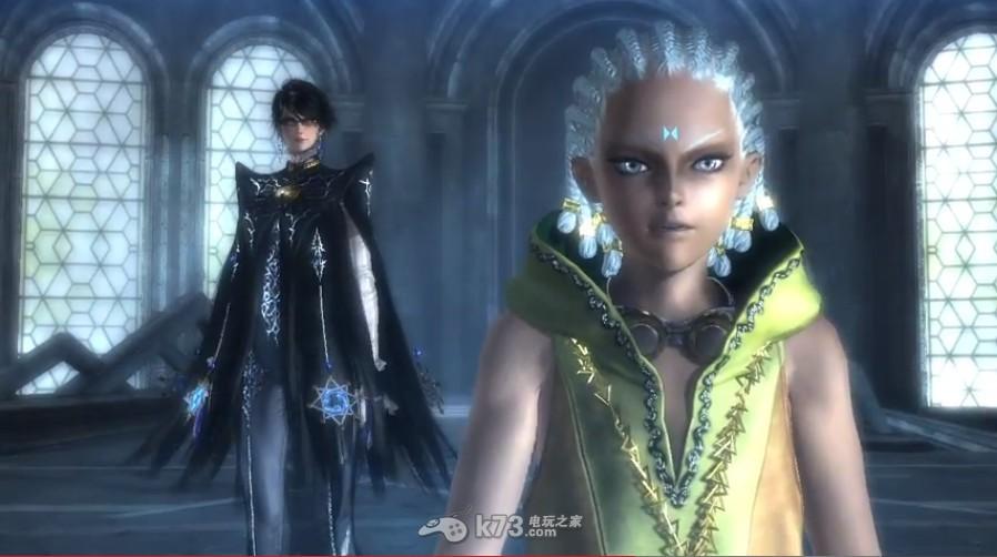 《猎天使魔女2》发售日期及最新预告视频公开