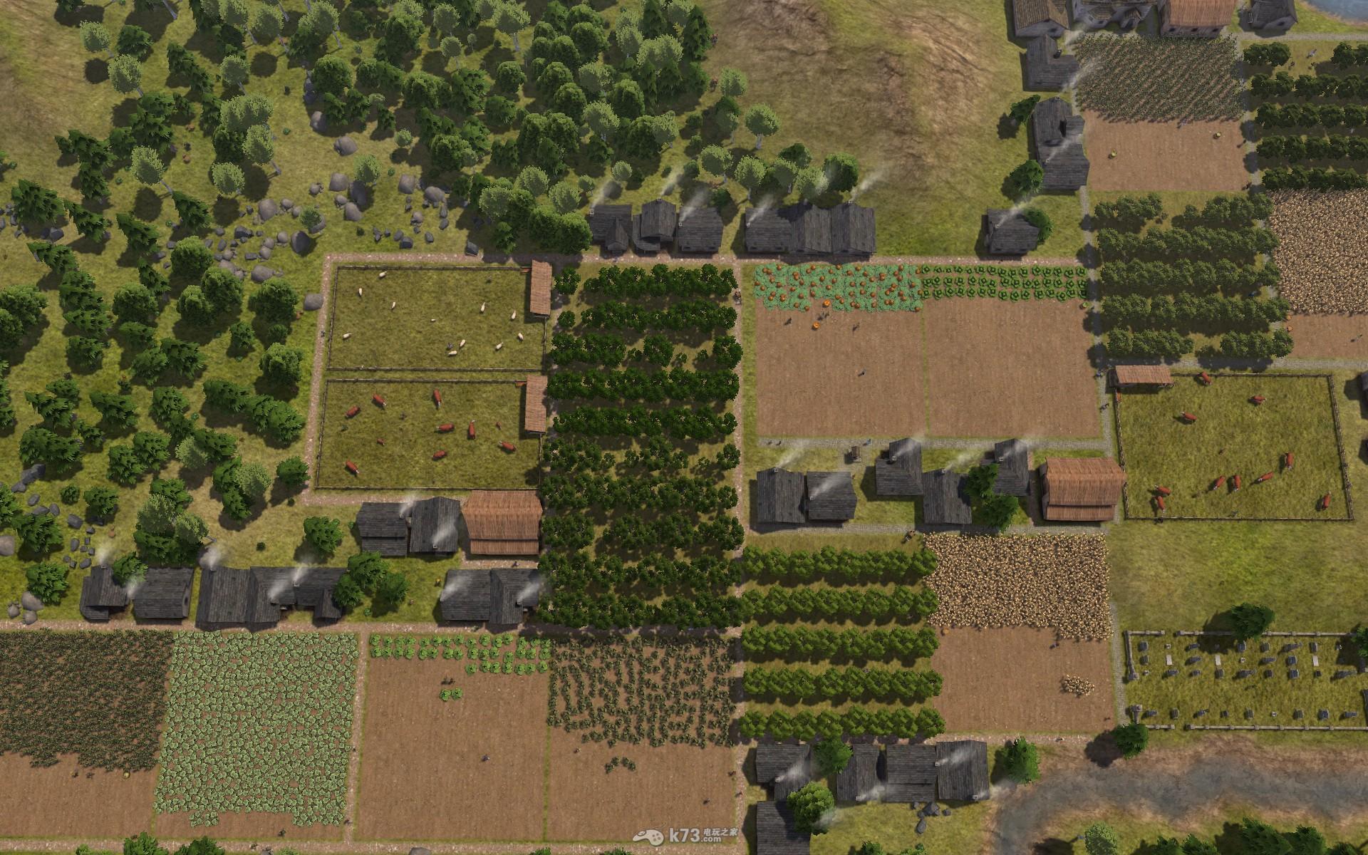 放逐之城农场,牧场心得