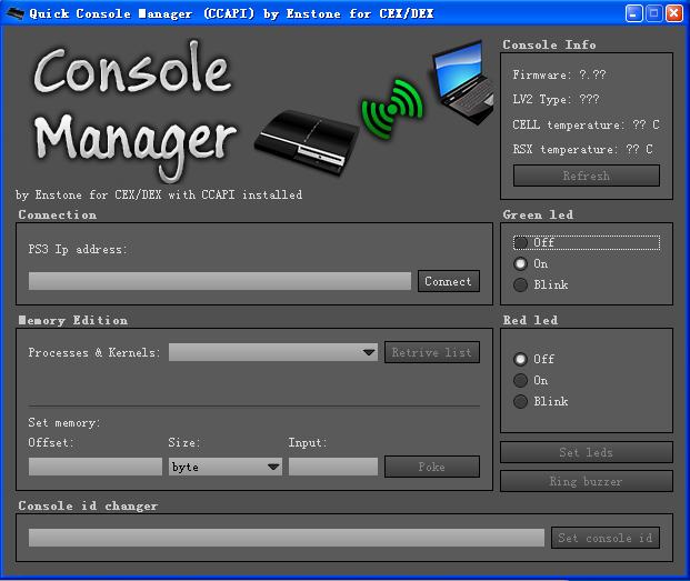 PS3 CCAPI使用教程一键安装PKG