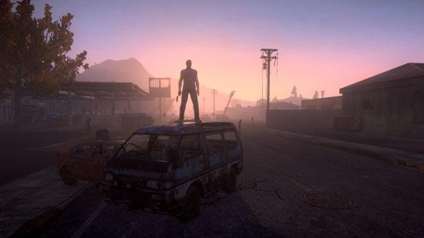 僵尸生存游戏《H1Z1》登陆ps4及pc平台