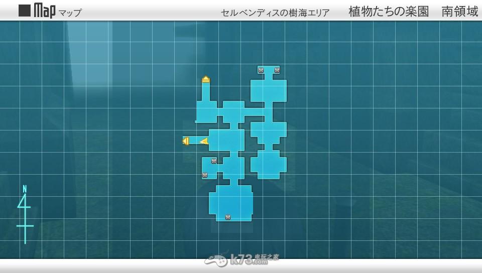 刀剑神域虚空碎片全地图一览 -k73电玩之家