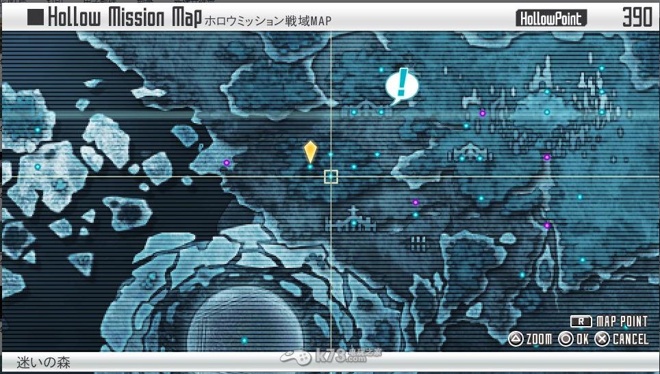 刀剑神域虚空碎片全地图一览 _k73电玩之家