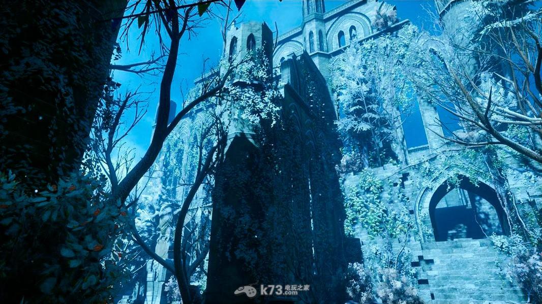 《龙腾世纪3审判》世界地图场景图公开