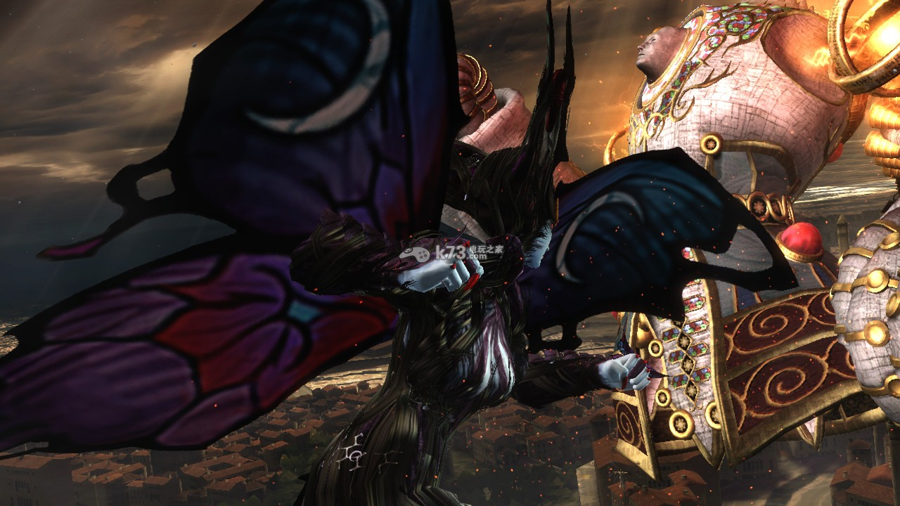 《猎天使魔女2》精美截图及原画公开