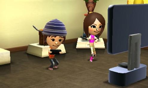 朋友聚会新生活3DS美版评测