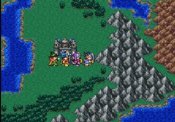 勇者斗惡龍3全迷宮地圖預覽【含隱藏迷宮】