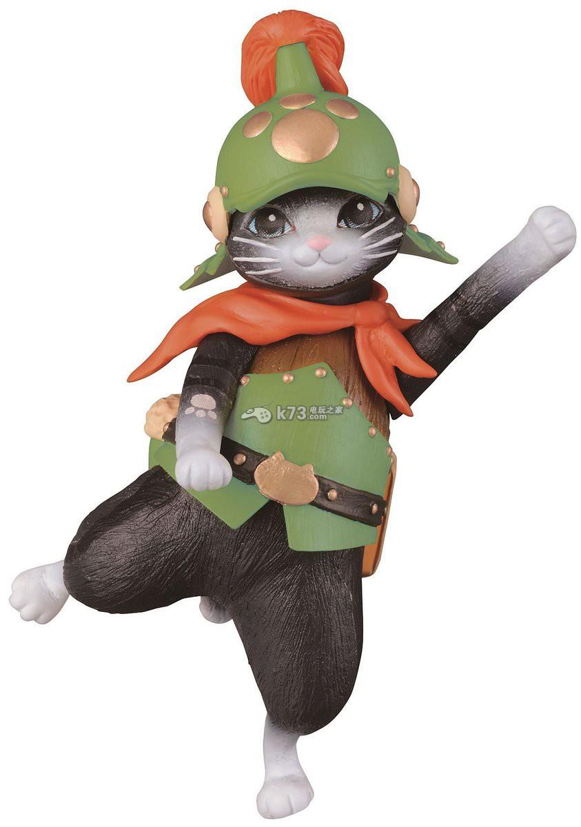 怪物猎人4随从猫性格一览