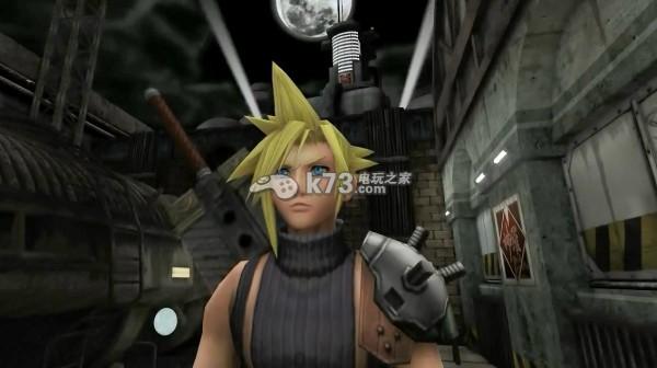 传《最终幻想7》重制版2015年登陆ps4平台