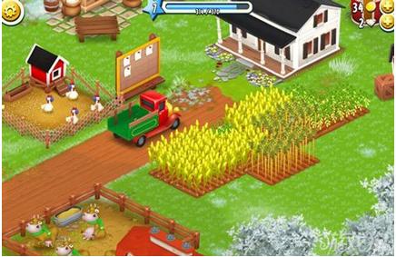 全民农场攻略 全民农场刷金币 火车站 k73电玩之家图片