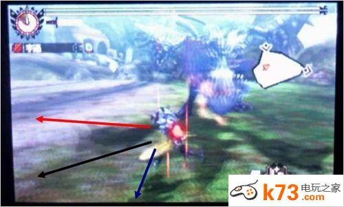 《怪物猎人4》片手剑讨伐黑狼鸟如何拆招