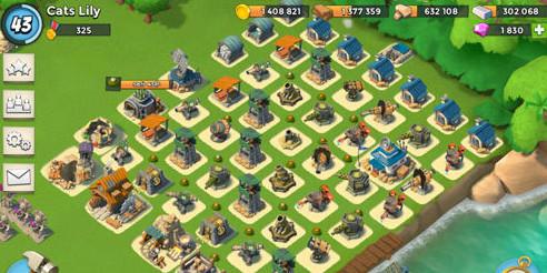 海岛奇兵阵型_防御阵型_资源岛阵型_k73电玩之家