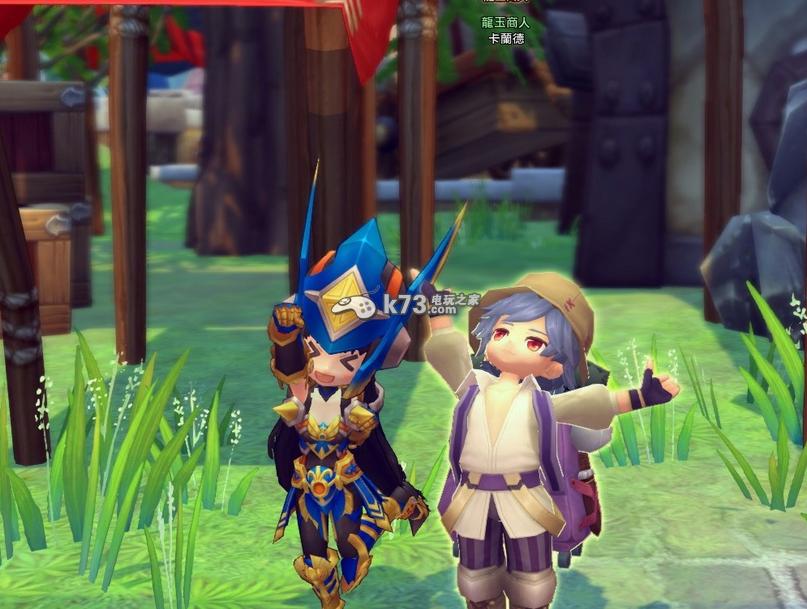 狩龙战纪游侠双剑技能一览