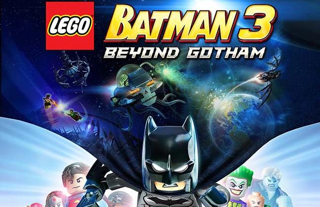 《乐高蝙蝠侠3》发售日期确定
