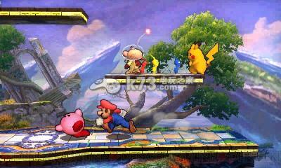 任天堂明星大亂斗3DS全裝備展示及特殊效果分析