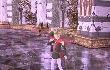 《最终幻想零式HD》首段实机演示视频