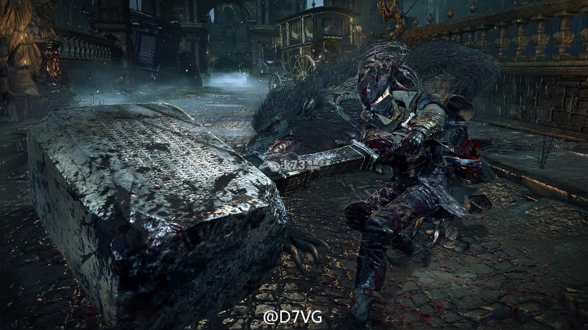 血源诅咒Bloodborne部分武器、怪物详解