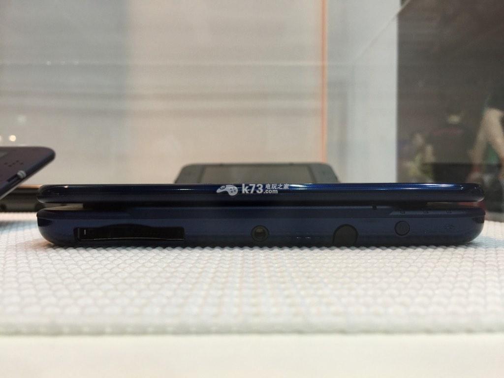 新3ds(New 3ds)近距离清晰图