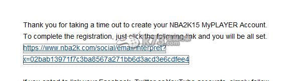 NBA2K15联机帐户过期解决方法