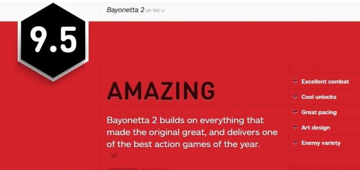 神作!《猎天使魔女2》获多家媒体满分评价