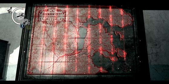 恶灵附身地图碎片及隐藏枪支获得说明
