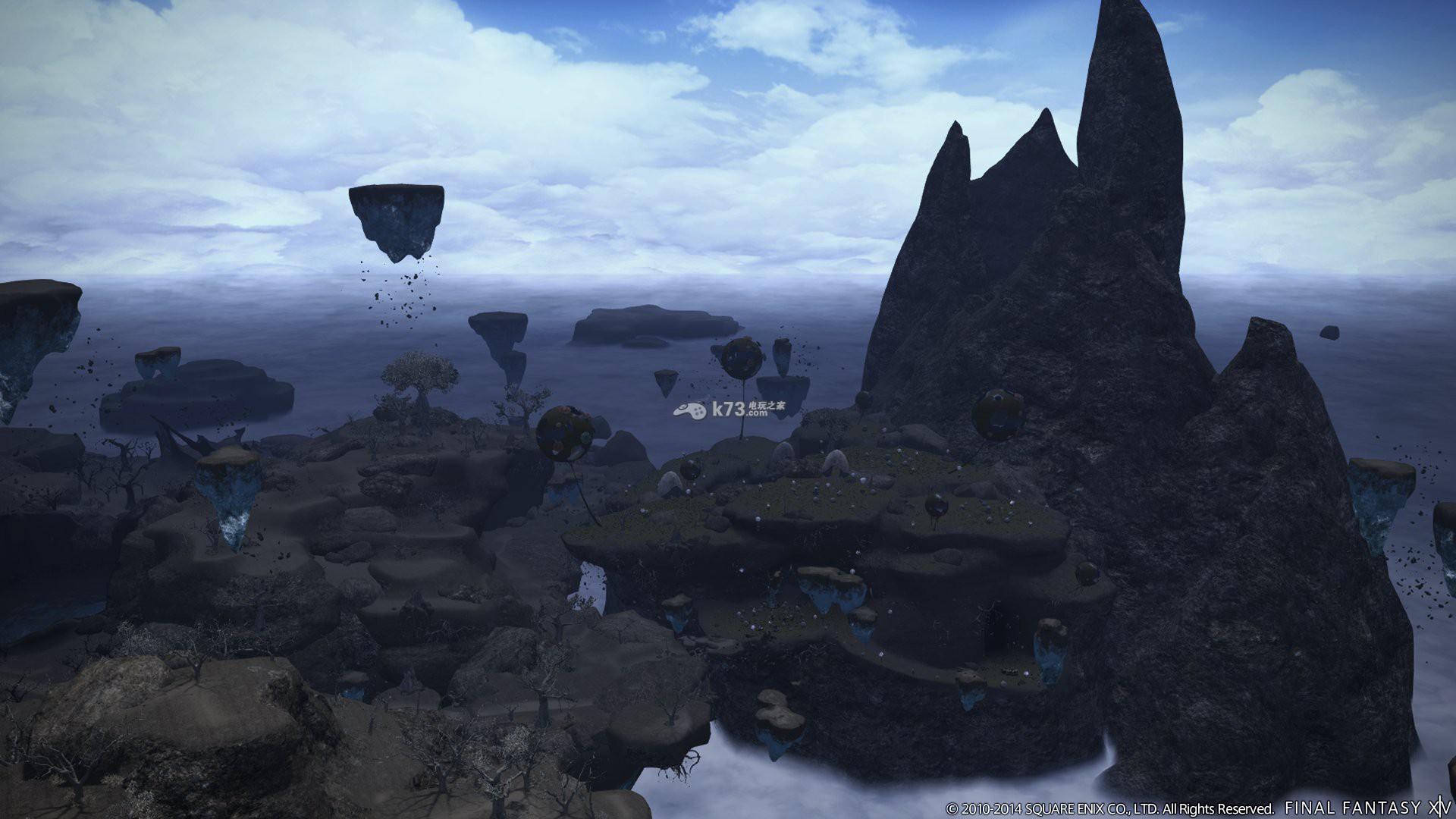 《最终幻想14》3.0新职业暗黑骑士&新蛮神公布