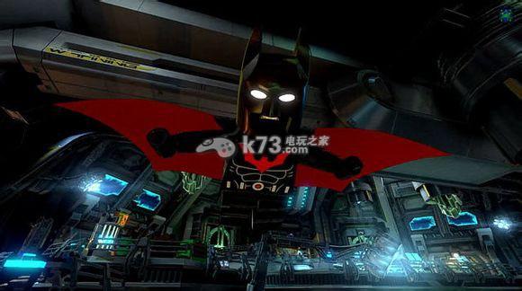 乐高蝙蝠侠3场景及部分角色介绍