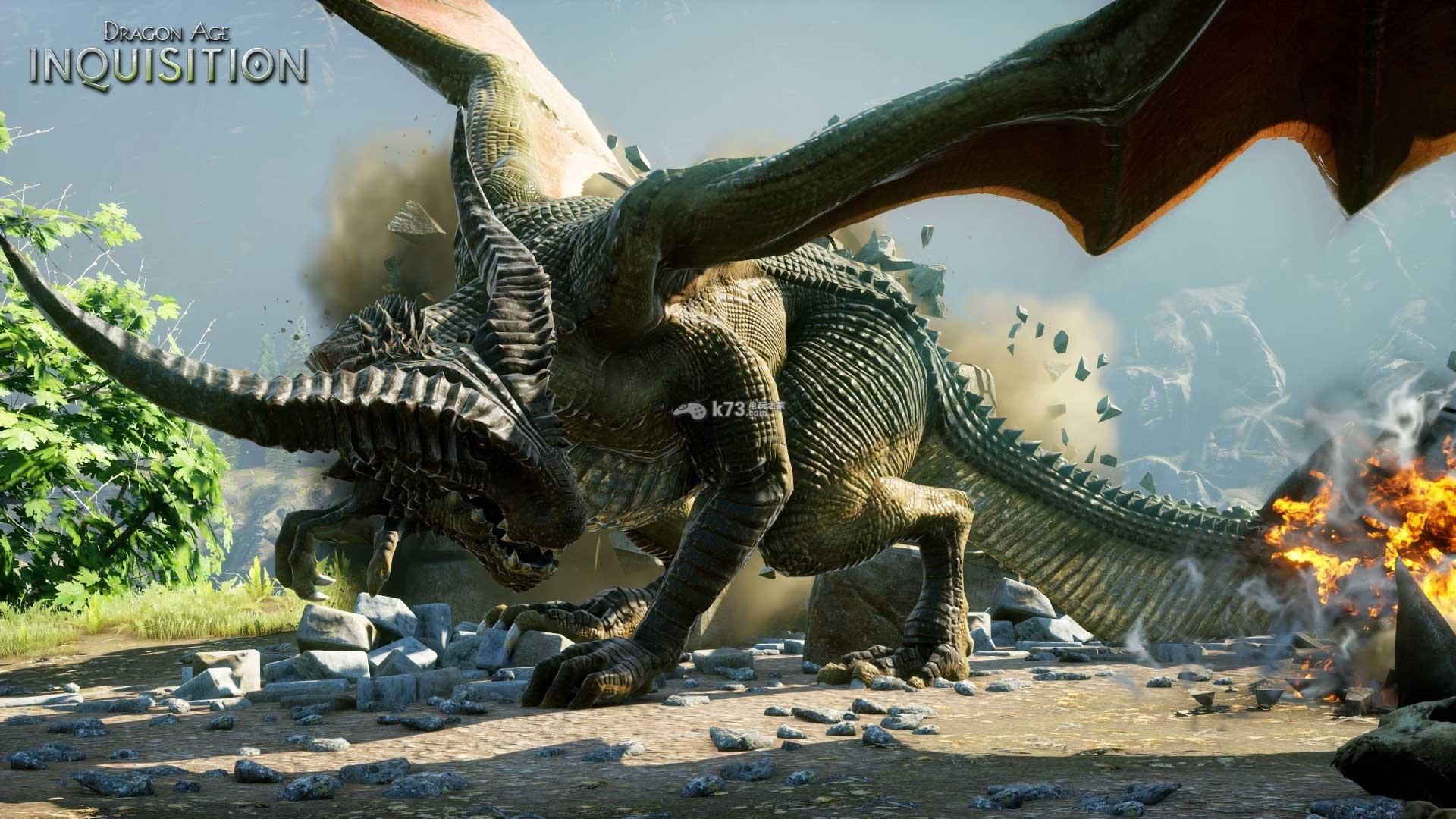 动物 恐龙 1920_1080