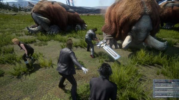 《最终幻想15》1080p超清演示视频