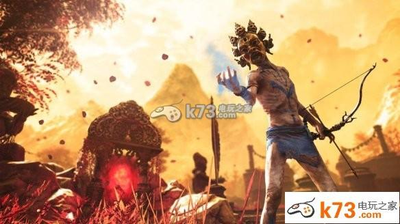 《孤岛惊魂》,就奠定了这一系列游戏逆天的游戏画面