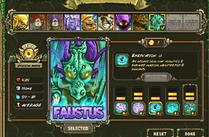 王国保卫战起源Faustus全技能详解
