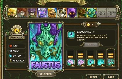 王國保衛戰起源Faustus全技能詳解