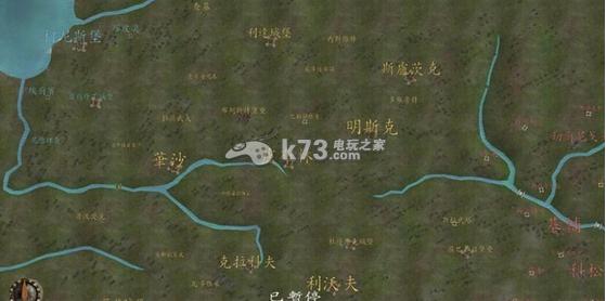 骑马与砍杀地图使用方法介绍