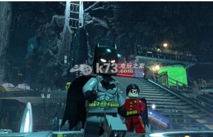 乐高蝙蝠侠3蝙蝠零件的获取方法