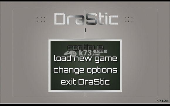 安卓NDS模拟器drastic模拟器使用经验分享