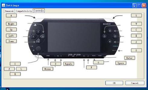 PSP模拟器PC端两种显卡AIT&N设置心得分享