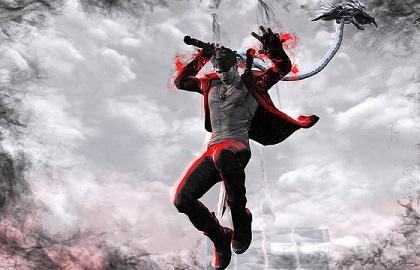 《鬼泣5决定版》PS4/XboxOne版发售日确定
