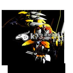 數碼寶貝聖十字軍數碼獸戰鬥狀態圖鑒